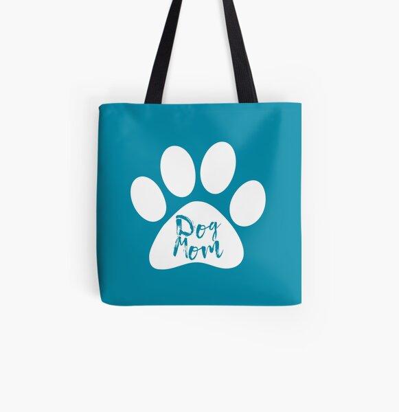 Dog Mom All Over Print Tote Bag