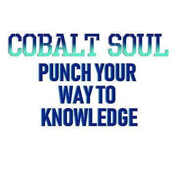 Cobalt Soul by Vagrantwanderer