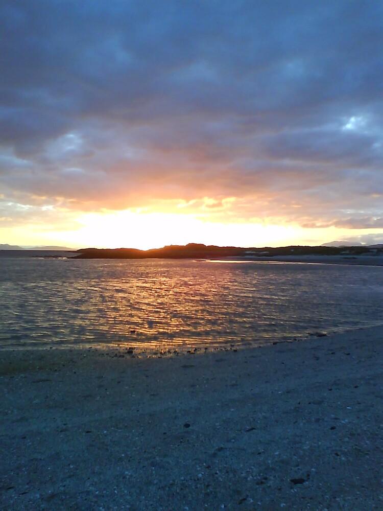 Sunset by HeatherMorrison