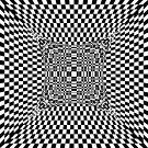 black white mixx 001 by Falko Follert