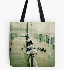 Seagulls 4 Tote Bag