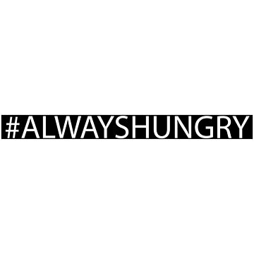 Alwayshungry by studioivito