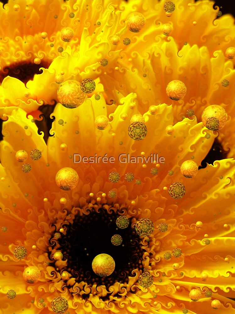 Here Comes the Sun by Desirée Glanville