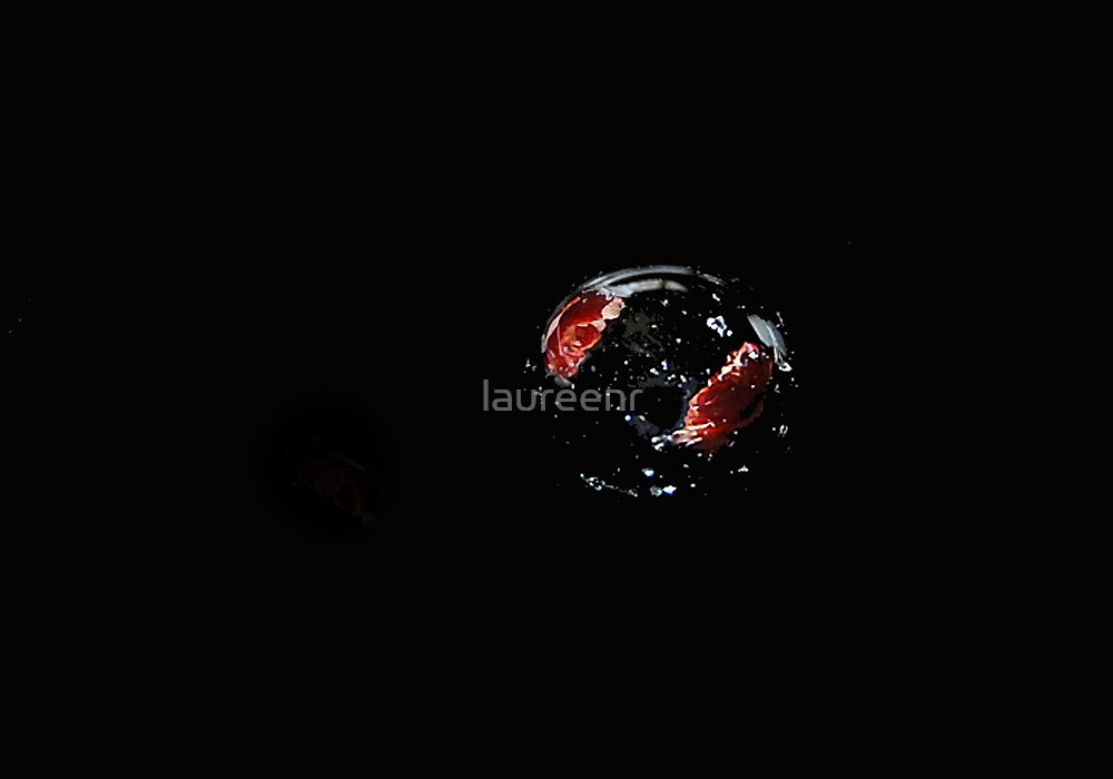 Encapsulated in a droplet by laureenr