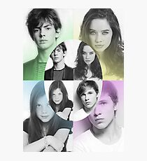 CHARITY PIECE The Kings and Queens of Narnia Poster Photographic Print