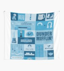 The Office Wall Tapestry