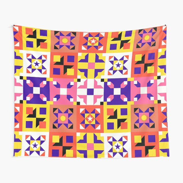 Let's go to Marocco - pattern no1 Tapestry