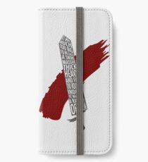 Berserk Dragonslayer Étui portefeuille/coque/skin iPhone