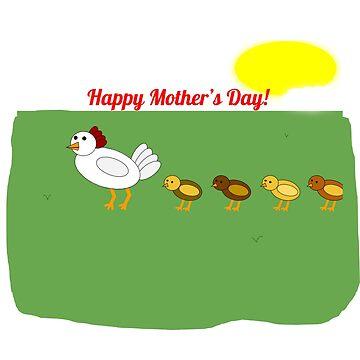 Happy Mother's Day by evanpolasek