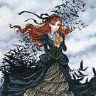 Ravens' Treasure  by Meredith Dillman