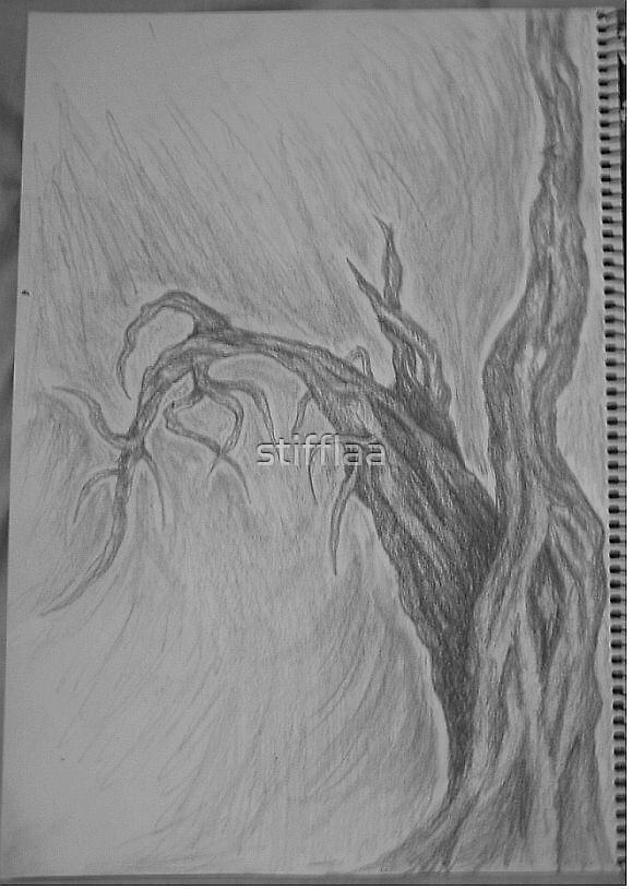 Tree by stifflaa