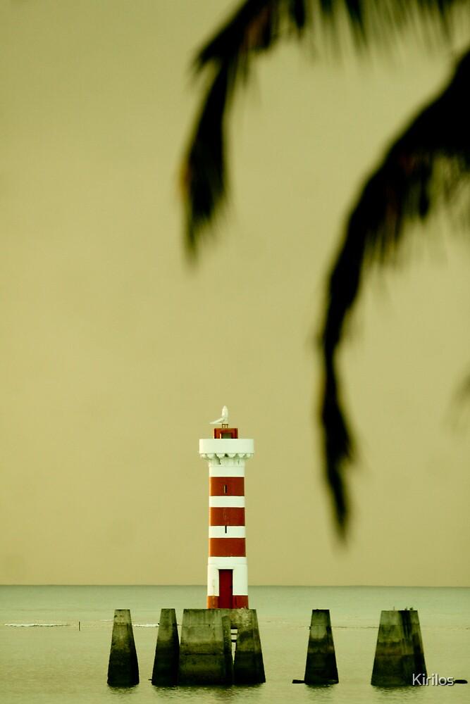 The lightouse by Kirilos