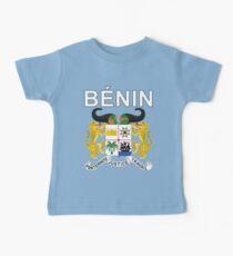Benin Crest National Design Baby Tee