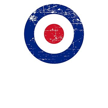 Royal Air force Roundel by McThriftees