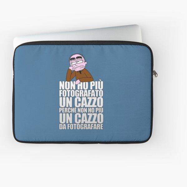 Rikkardo - Non Ho Più Fotografato Un C**** Laptop Sleeve