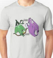 Aro/Ace Dragon & Gryphon Unisex T-Shirt