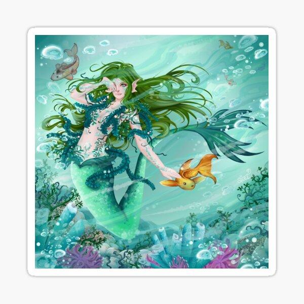 Schönheit der Meere Sticker