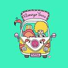 Flamingo Tours by mellowdays