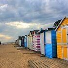 Colours on the Beach by Vicki Spindler (VHS Photography)