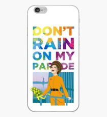 On my Parade iPhone Case