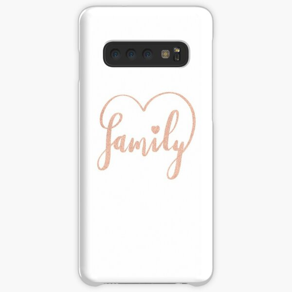 Family Love by Alice Monber Samsung Galaxy Snap Case