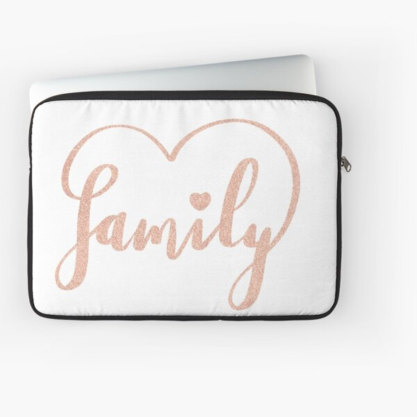 Family Love by Alice Monber Laptop Sleeve