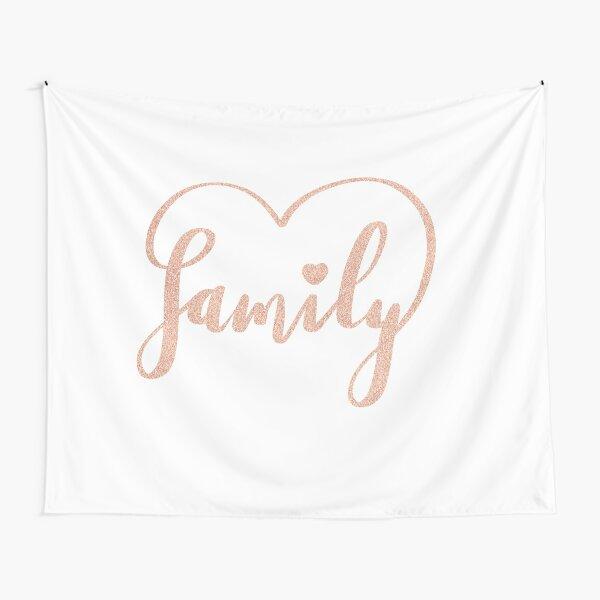 Family Love by Alice Monber Tapestry