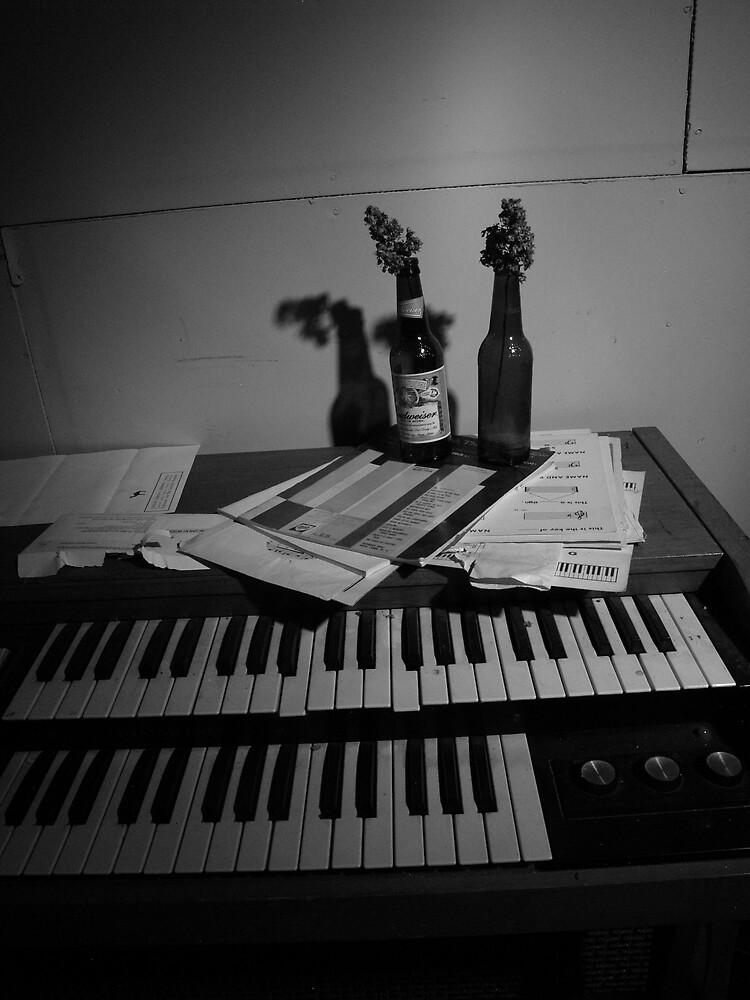Organist by Alex Scott