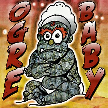 Ogre Baby by torg