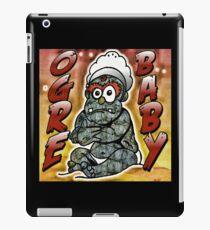 Ogre Baby iPad Case/Skin