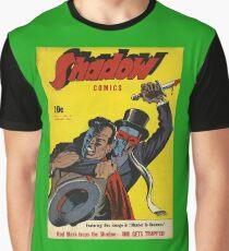 Shadow Comics Graphic T-Shirt