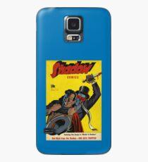 Shadow Comics Case/Skin for Samsung Galaxy