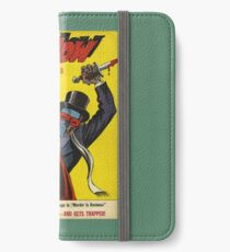 Shadow Comics iPhone Wallet/Case/Skin