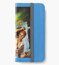 Doc Savage + Green Monster iPhone Wallet/Case/Skin