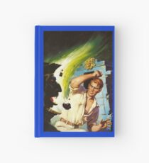 Doc Savage + Green Monster Hardcover Journal