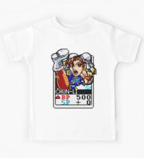 Chun Li - Street Fighter Kids Tee