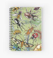 zentomology Spiral Notebook