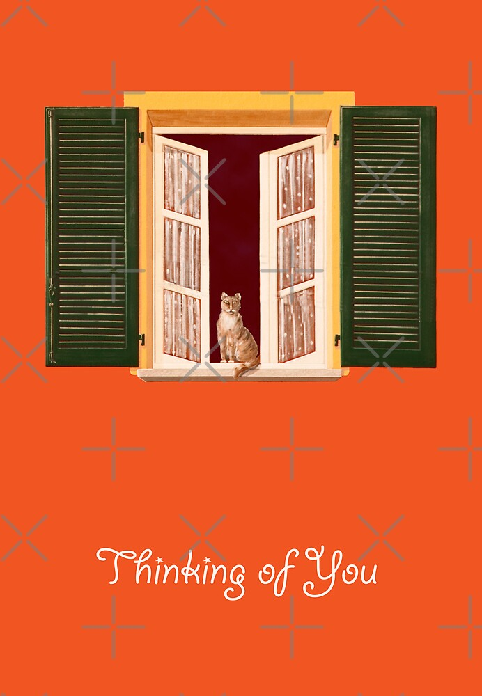 Thinking of You by MaluC