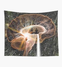 Pineal Paradise Wall Tapestry