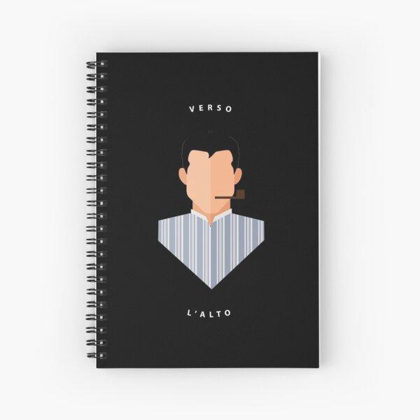 Bl. Pier Giorgio Frassati - White Spiral Notebook