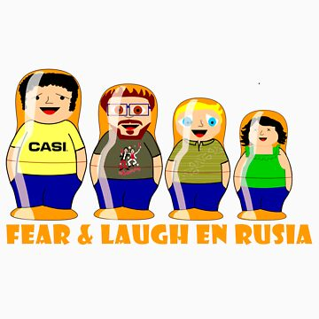 Fear & Laugh en Rusia 2 by FearAndLaugh