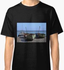 Twin Boats, Tweedledum and Tweedledee... Classic T-Shirt