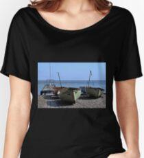 Twin Boats, Tweedledum and Tweedledee... Women's Relaxed Fit T-Shirt