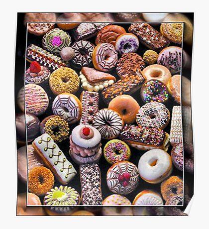 Holy Donuts, Batman!@#$%^& Poster