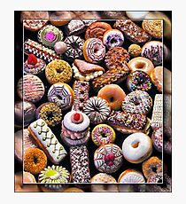 Holy Donuts, Batman!@#$%^& Photographic Print