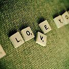 I Love You by Kjersti Andreassen
