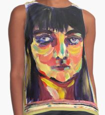 face to remember  Contrast Tank