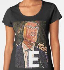 Lord Farquaad/Markiplier E Meme Women's Premium T-Shirt
