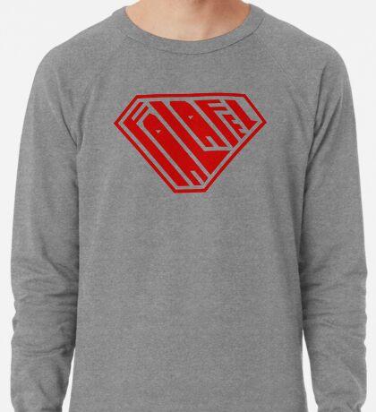 Falafel SuperEmpowered (Red) Lightweight Sweatshirt