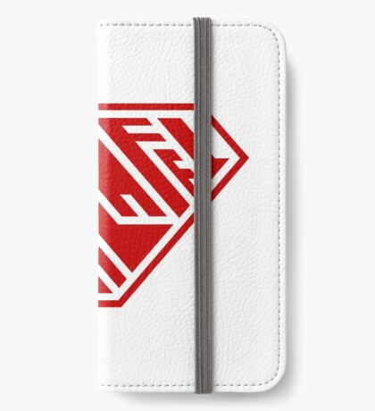 Falafel SuperEmpowered (Red) iPhone Wallet